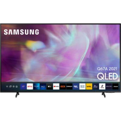 Location TV QLED Samsung QE65Q67A 2021