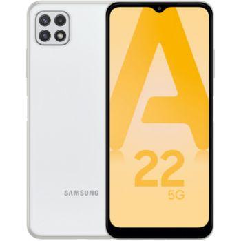 Samsung Galaxy A22 Blanc 5G