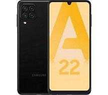 Smartphone Samsung  Galaxy A22 Noir 4G
