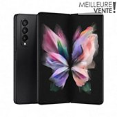 Smartphone Samsung Galaxy Z Fold3 Noir 256 Go 5G