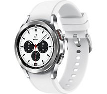 Montre connectée Samsung  Galaxy Watch4 Classic 4G Silver 42mm