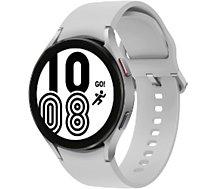 Montre connectée Samsung  Galaxy Watch4 4G Silver 44mm