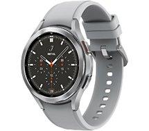Montre connectée Samsung  Galaxy Watch4 Classic Silver 46mm