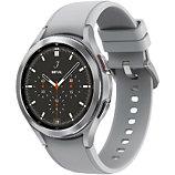 Montre connectée Samsung  Galaxy Watch4 Classic 4G Silver 46mm