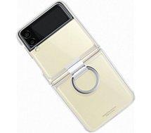 Coque Samsung  Z Flip 3 laniere transparent