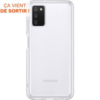 Samsung A03s transparent