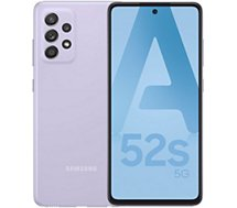 Smartphone Samsung  Galaxy A52s Lavande 5G