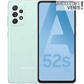 Smartphone Samsung Galaxy A52s Vert 5G