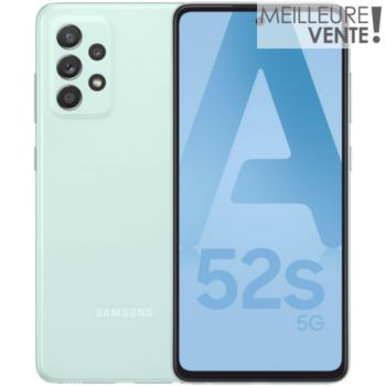 Samsung Galaxy A52s Vert 5G