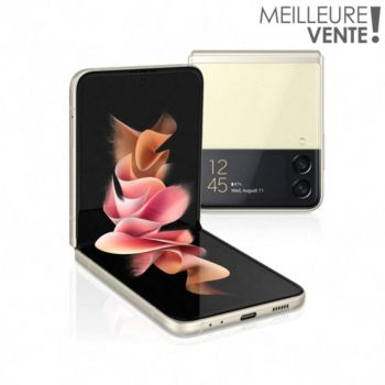 Samsung Galaxy Z Flip3 Crème 128 Go 5G