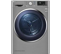 Sèche linge pompe à chaleur LG  RH9052IX