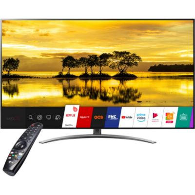 Location TV LED LG NanoCell 55SM9010
