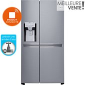 Réfrigérateur Américain LG GSL6681PS