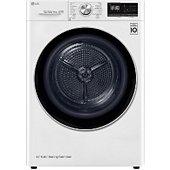 Sèche linge pompe à chaleur LG RH9V71WH