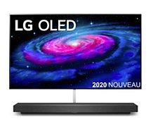 TV OLED LG  OLED65WX9LA