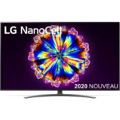 TV LED LG NanoCell 55NANO916 2020