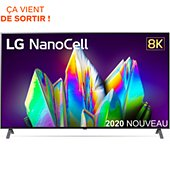 TV LED LG NanoCell 65NANO996 8K
