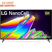 TV LED LG NanoCell 65NANO956 8K
