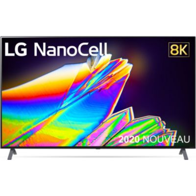 Location TV LED LG NanoCell 65NANO956 8K