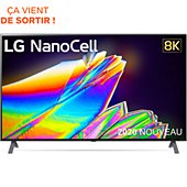 TV LED LG NanoCell 55NANO956 8K