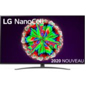 TV LED LG NanoCell 49NANO816 2020