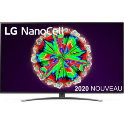 Location TV LED LG NanoCell 49NANO816 2020