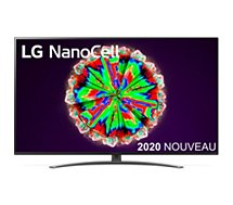 TV LED LG  NanoCell 55NANO816 2020