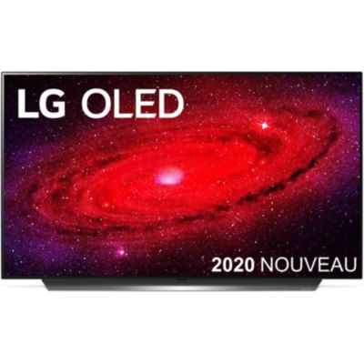 Location TV OLED LG OLED48CX6 2020