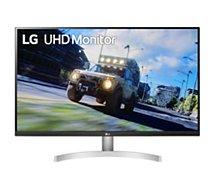 Ecran PC 4K LG  32UN500-W