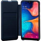 Etui Samsung  A10 Flip Wallet noir