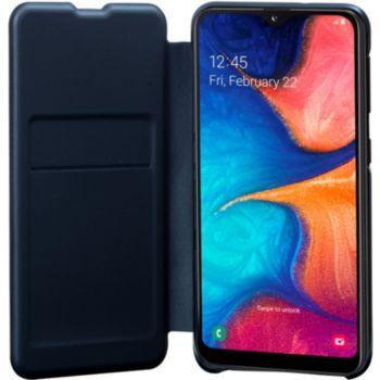 Samsung A10 Flip Wallet noir