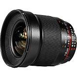 Objectif pour Reflex Samyang 16mm f/2 ED AS UMC CS Canon