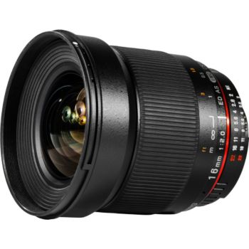 Samyang 16mm f/2 ED AS UMC CS Canon