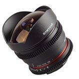 Objectif pour Reflex Samyang  8mm f/3.5 UMC FishEye CS II Canon
