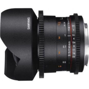 Samyang 14mm T3.1 VDSLR II Sony E
