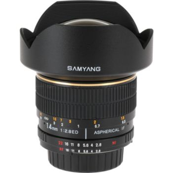 Samyang 14mm f/2.8 IF ED UMC Pentax
