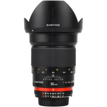 Samyang 35mm f/1.4 AS UMC Nikon