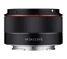 Objectif pour Reflex Samyang  AF24mm F2.8 Sony FE