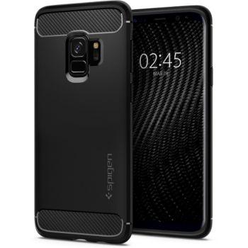 Spigen Samsung S9 Rugged Armor noir