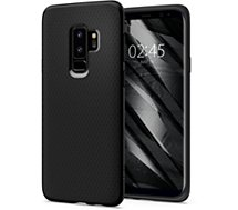 Coque Spigen Samsung S9+ Liquid Air noir