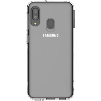 Samsung A20e transparent