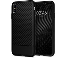 Coque Spigen  iPhone Xs Max Core Armor noir