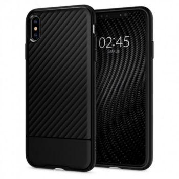 Spigen iPhone X/Xs Core Armor noir