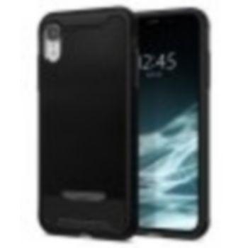 Spigen iPhone Xr Hybrid NX noir