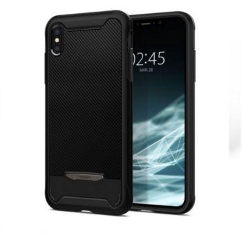 Spigen iPhone X/Xs Hybrid NX noir