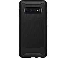 Coque Spigen Samsung S10+ Hybrid NX noir