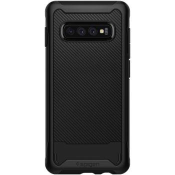 Spigen Samsung S10+ Hybrid NX noir