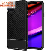 Coque Spigen iPhone 11 Core Armor noir