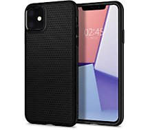 Coque Spigen  iPhone 11 Liquid Air noir