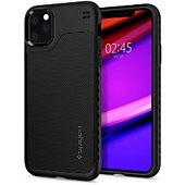 Coque Spigen iPhone 11 Pro Hybrid NX noir